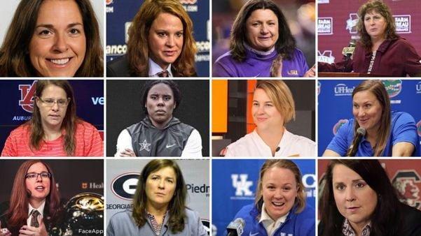SEC Coaches